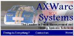 AXWare Systems Autocross Software